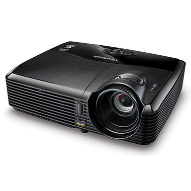 ViewSonic PJD5123 SVGA Portable Projector - 3D Ready