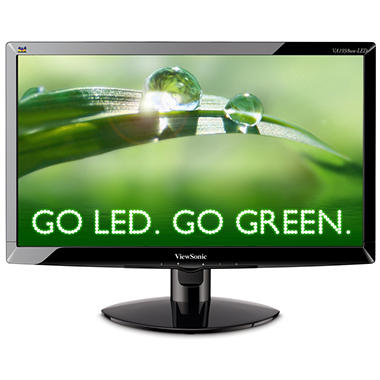 "19"" ViewSonic VA1938wa-LED Widescreen LCD Monitor"