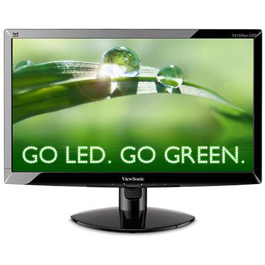 "19"" ViewSonic VA1938wa-LED Widescreen LCD Monitor"