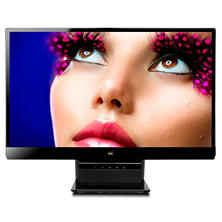 "27"" ViewSonic VX2770SMH-LED Full HD Monitor"