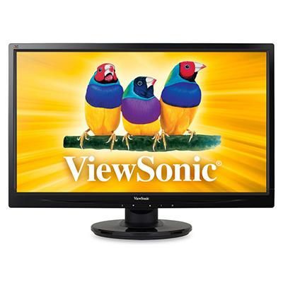 "24"" ViewSonic VA2446M-LED Full HD 1080P LED Monitor"