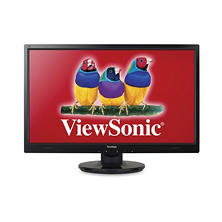 "Viewsonic VA2746M-LED 27"" Widescreen FHD LED Monitor, Black"