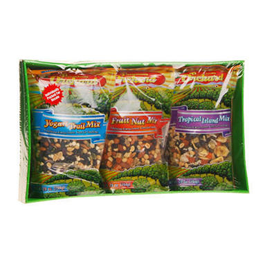 Premium Orchard™ Asst. Trail Mix - 3/ 28 oz.