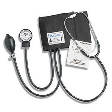 Mabis® Self-Taking Home Blood Pressure Kit
