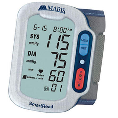 SmartRead� Plus Blood Pressure Wrist Monitor