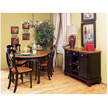 Click here for Noah 7 Piece Dining Set (Table 6 Chairs) prices