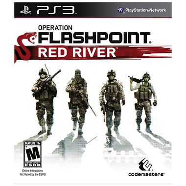 Operation Flashpoint: Red River - PS3