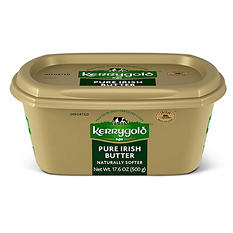 Kerrygold Pure Irish Butter (17.6 oz. tub)