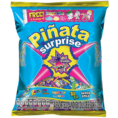 Sonrics Pinata Surprise 5 Lbs Sam S Club