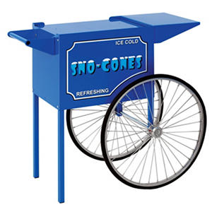 Paragon 3050010 Sno Cone Cart (Medium)
