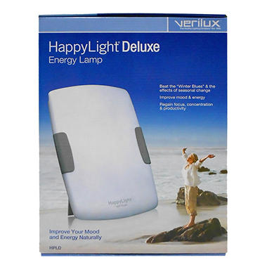 Happy Light Deluxe Energy Lamp