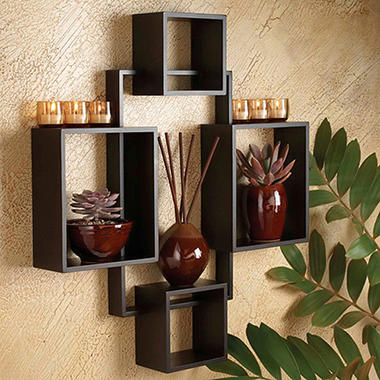 Tawny Wall Shelf By San Miguel