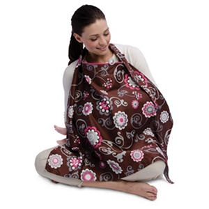 Boppy Nursing Cover - Olivia