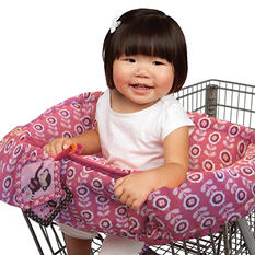 Boppy Shopping Cart Cover - Olivia