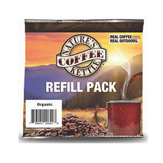 Nature's Coffee Kettle Organic Coffee Refills (1.2 oz. pouch, 24 pk.)