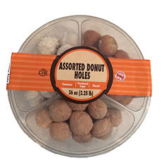 Concord Bakery Assorted Donut Holes (36 oz.)