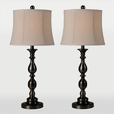 Odessa Table Lamp 2-Piece Set