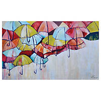 Renwil Umbrellas Painting