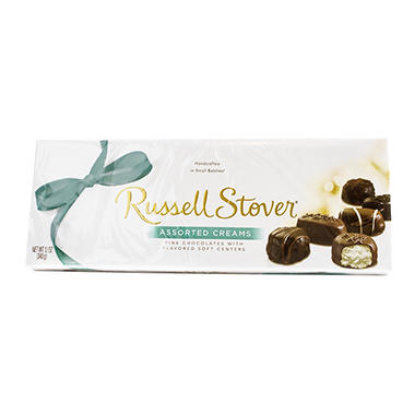 Russell Stover Assorted Creams Gift Box (12 oz.)