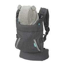 Infantino Cuddle Up Ergonomic Hoodie Carrier