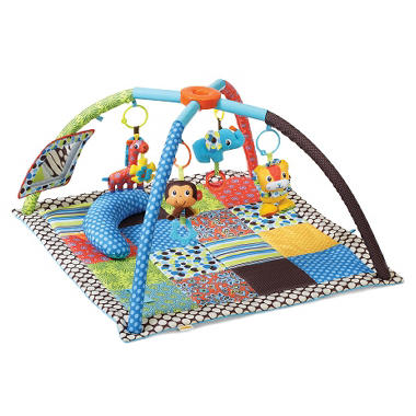 Infantino Twist & Fold Activity Gym & Play Mat