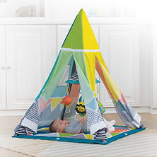 Infantino Grow-With-Me Playtime Teepee