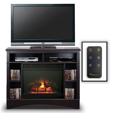 oxford electric fireplace media center sam 39 s club