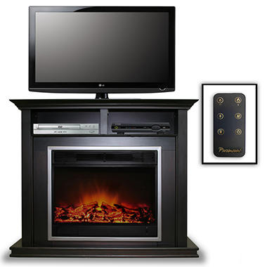 summerhill electric fireplace media center sam 39 s club