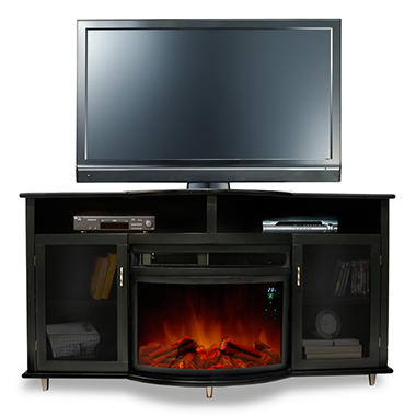 mandalay electric fireplace media center sam 39 s club