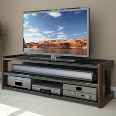 "Milan 60"" Quick Click TV / Component Bench"