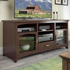 "West Lake 60"" TV / Component Bench - Dark Espresso"
