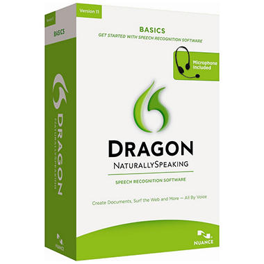 Dragon Naturally Speaking 11 Basics - PC