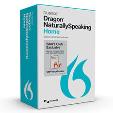 Dragon NaturallySpeaking Home v13