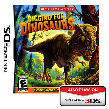Digging for Dinosaurs - NDS