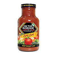 On The Border Salsa, Medium (46 oz.)