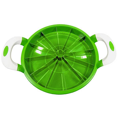 "11"" Melon Slicer - Green"