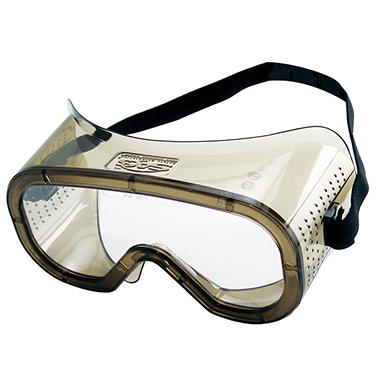 SAS Standard Safety Goggles - Clear - 12 pairs