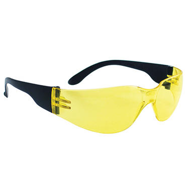 NSX Protective Safety Eyewear - Yellow Lens - 12 pairs