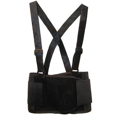 SAS Deluxe Back Support Belt - Black - XX Large - 1 ct.