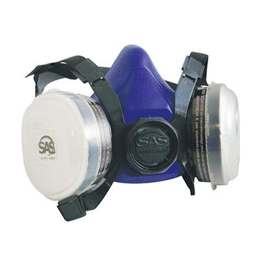 SAS Bandit R95 Disposable Dual Cartridge Respirator - Large - 1 ct.