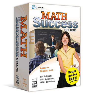 Success Deluxe: Math