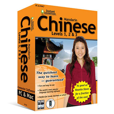 Topics Instant Immersion Chinese Levels 1, 2, and 3