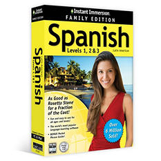 Topics Instant Immersion Levels 1, 2, & 3 - Various Languages
