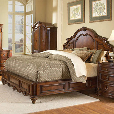 Aubrey Low Profile Queen Bed