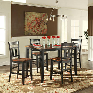 Caden Counter Height Dining Table And 4 Chairs Set Sam 39 S