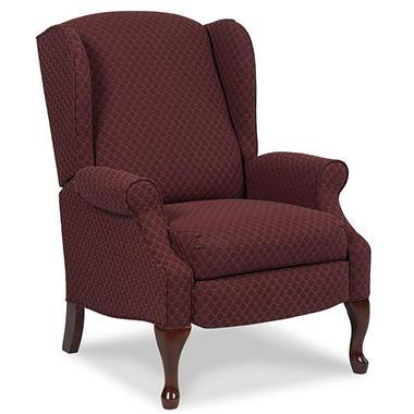 Lane Furniture Ellie Queen Anne High Leg Recliner Sam S Club