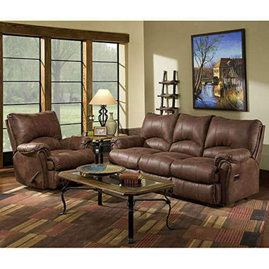 Lane Conrad Reclining Chair and Sofa Set - 2 pc.