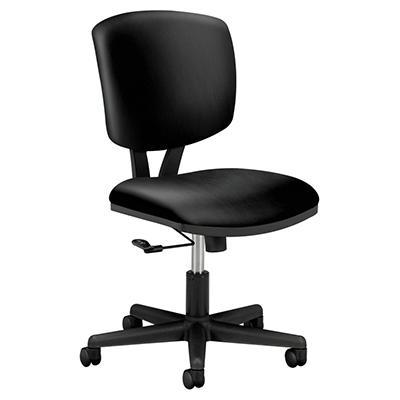 HON - Volt Series Task Chair - Black Leather