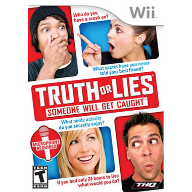 Truth or Lies w/ Microphone