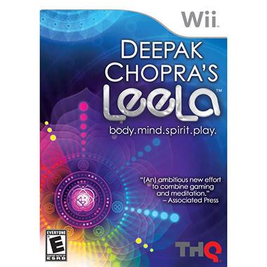 Deepak Chopra's Leela - Wii
